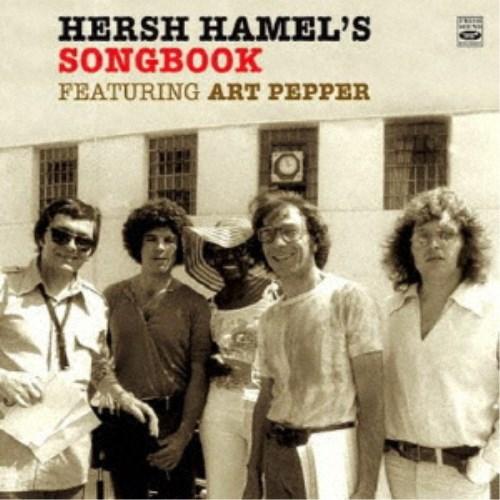 CD-OFFSALE ハーシュ ハメル 記念日 ハメルズ ソング セール価格 ペッパー CD フィーチャリング ブック アート