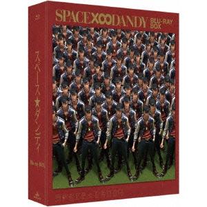 スペース☆ダンディ Blu-ray BOX 【Blu-ray】
