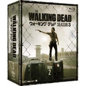 【送料無料】ウォーキング・デッド3 Blu-ray BOX-2 【Blu-ray】