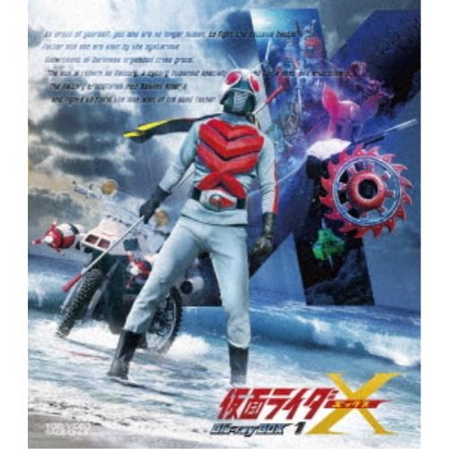 仮面ライダーX Blu-ray BOX 1 【Blu-ray】