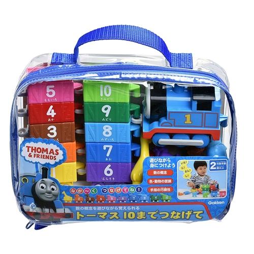 きかんしゃトーマス トーマス 10までつなげて おもちゃ こども 2歳 子供 勉強 知育 おすすめ特集 在庫処分