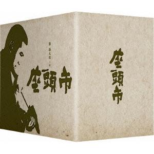 【送料無料】座頭市 Blu-ray BOX 【Blu-ray】