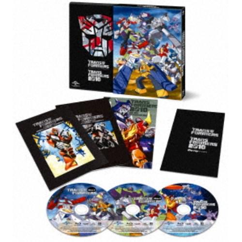 【送料無料】【イッキ見!】戦え!超ロボット生命体トランスフォーマー&2010 ダブル Blu-ray SET (期間限定) 【Blu-ray】
