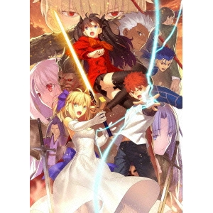 【送料無料】Fate/stay night [Unlimited Blade Works] Blu-ray Disc Box II(初回限定) 【Blu-ray】