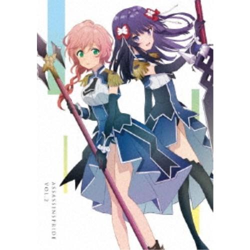 アサシンズプライド VOL.2 【Blu-ray】