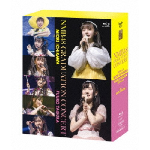 NMB48/NMB48 GRADUATION CONCERT ~MIORI ICHIKAWA / FUUKO YAGURA~ 【Blu-ray】