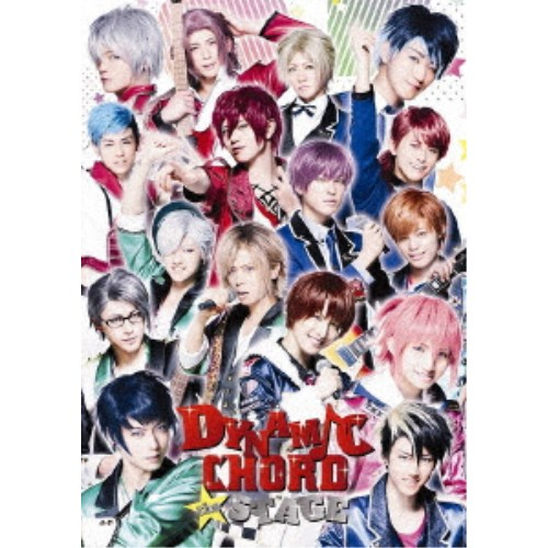 DYNAMIC CHORD the STAGE 【DVD】