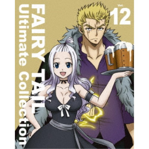 FAIRY TAIL Ultimate Collection Vol.12 【Blu-ray】