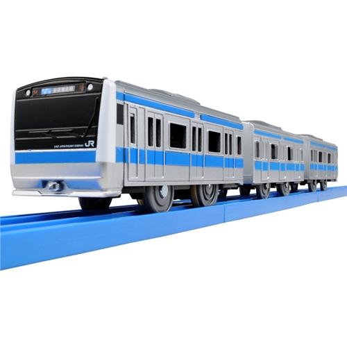 プラレール S-33 E233系京浜東北線 おもちゃ こども 子供 男の子 電車 3歳