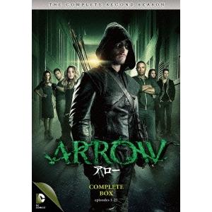 【送料無料】ARROW/アロー<セカンド・シーズン> コンプリート・ボックス 【DVD】