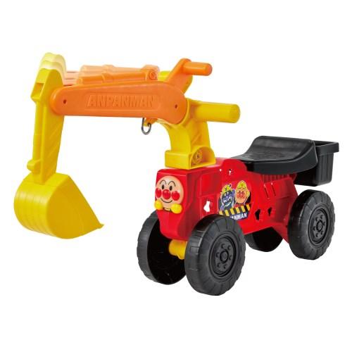 定番から日本未入荷 アンパンマンショベルカーおもちゃ こども 子供 勉強 知育 1歳6ヶ月 時間指定不可