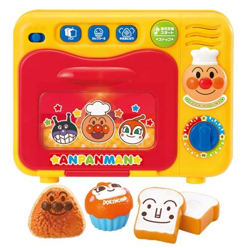 チン してできあがり おしゃべりオーブンレンジおもちゃ こども 子供 女の子 激安超特価 ままごと 安売り アンパンマン ごっこ