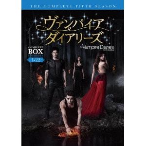 【送料無料】ヴァンパイア・ダイアリーズ <フィフス・シーズン> コンプリート・ボックス 【Blu-ray】