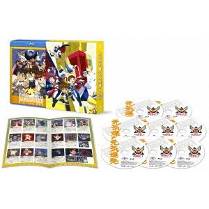 【送料無料】元気爆発ガンバルガー Blu-ray BOX 【Blu-ray】