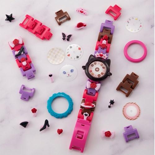 Mix Watch ミックスウォッチ ガーリービター おもちゃ こども 子供 ゲーム