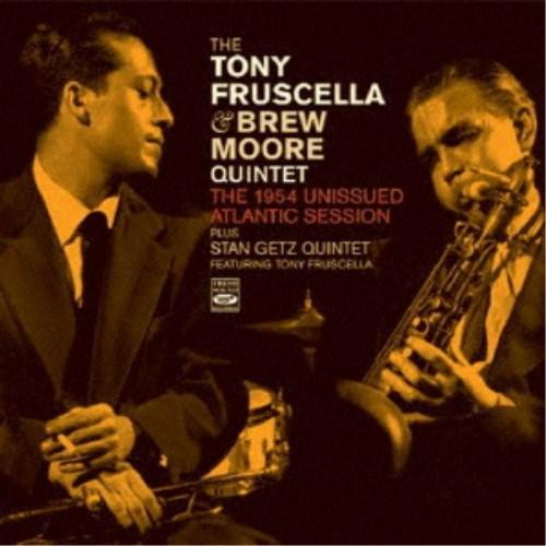 CD-OFFSALE トニー フラッセラ ブリュー ムーア マーケティング ザ セッション CD アンイシュード 1954 再再販 アトランティック