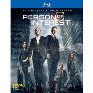 【送料無料】パーソン・オブ・インタレスト<フォース・シーズン> コンプリート・ボックス 【Blu-ray】