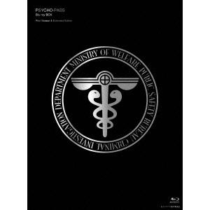 『PSYCHO-PASS サイコパス』 Blu-ray BOX 【Blu-ray】