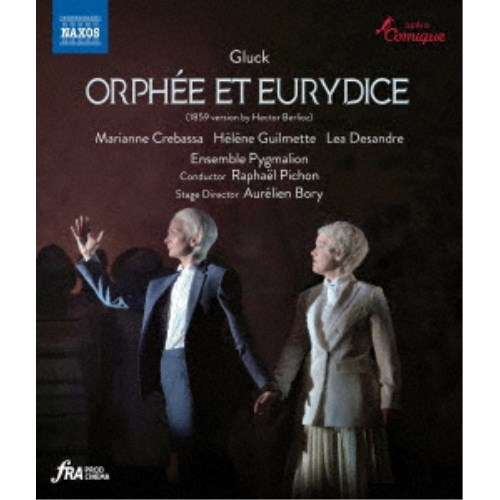 グルック:歌劇≪オルフェとウリディス≫1859年ベルリオーズ版 【Blu-ray】