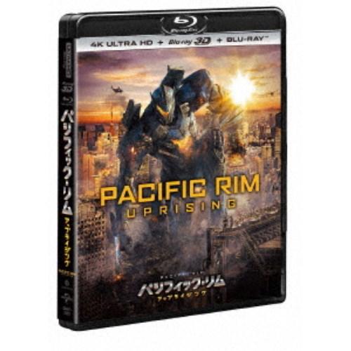 【送料無料】パシフィック・リム:アップライジング アルティメット・コレクターズ・エディション シベリア対決セット UltraHD《数量限定版》 (初回限定) 【Blu-ray】