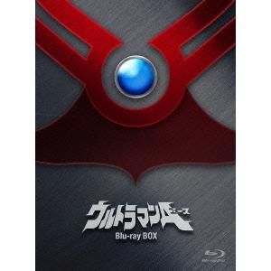 【送料無料】ウルトラマンA Blu-ray BOX スタンダードエディション 【Blu-ray】