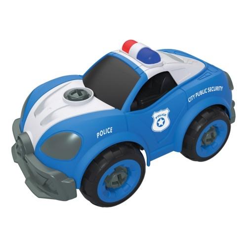 マート くみたてホイール 格安SALEスタート R Cパトロールカーおもちゃ こども 子供 ラジコン 3歳
