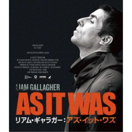 リアム ギャラガー ギャラガー:アズ [並行輸入品] Blu-ray 爆安プライス ワズ イット