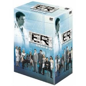 【送料無料】ER 緊急救命室 XI <イレブン> コレクターズセット 【DVD】