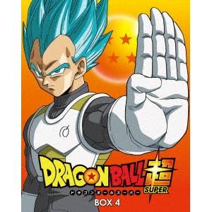 ドラゴンボール超 DVD BOX4 【DVD】