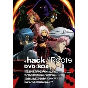 【送料無料】EMOTION the Best .hack//Roots DVD-BOX 【DVD】
