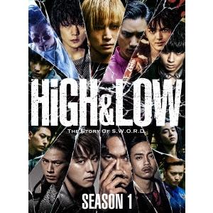 HiGH & LOW SEASON 1 完全版 BOX 【Blu-ray】