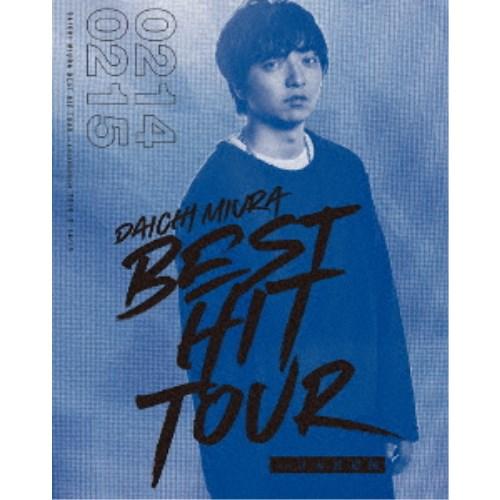 【送料無料】三浦大知/DAICHI MIURA BEST HIT TOUR in 日本武道館 【Blu-ray】