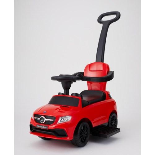 乗用メルセデスベンツ AMG GLE63 押手付 レッド おもちゃ おすすめ特集 勉強 知育 0歳10ヶ月 子供 在庫限り こども