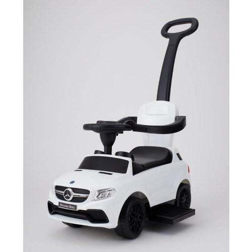 予約販売 乗用メルセデスベンツ AMG GLE63 押手付 ホワイト おもちゃ 知育 勉強 こども 安い 0歳10ヶ月 子供