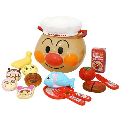 アンパンマン アンパンマンにい~っぱい 商品追加値下げ在庫復活 ままごとトントンセット おもちゃ 超激安特価 こども 子供 3歳 勉強 知育