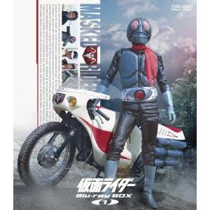 仮面ライダー Blu-ray BOX 1 【Blu-ray】