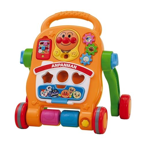 アンパンマン よくばりすくすくウォーカー おもちゃ こども 高級 子供 ベビー 国内正規総代理店アイテム 知育 勉強 0歳8ヶ月