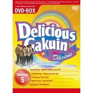 【送料無料】美味學院 BOX 【DVD】