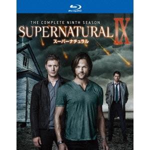 【送料無料】SUPERNATURAL IX スーパーナチュラル <ナイン・シーズン> コンプリート・ボックス 【Blu-ray】