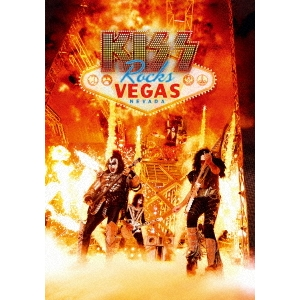 【送料無料】KISS/キッス・ロックス・ヴェガス《完全限定生産版》 (初回限定) 【Blu-ray】
