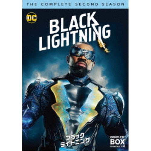 ブラックライトニング <シーズン2> コンプリート・ボックス 【DVD】