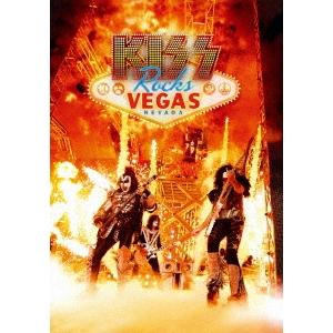 【送料無料】KISS/キッス・ロックス・ヴェガス《完全限定生産版》 (初回限定) 【DVD】