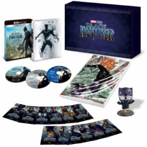 【送料無料】ブラックパンサー MovieNEX プレミアムBOX UltraHD《数量限定版》 (初回限定) 【Blu-ray】