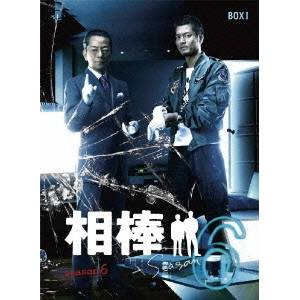 【送料無料】相棒 season 6 DVD-BOX I 【DVD】
