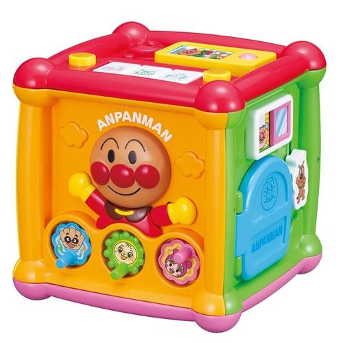 安い 激安 ストア プチプラ 高品質 アンパンマン よくばりキューブ おもちゃ こども 子供 ベビー 0歳10ヶ月 知育 勉強