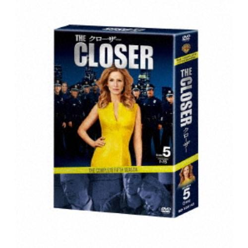 【送料無料】クローザー <フィフス・シーズン> コレクターズ・ボックス 【DVD】