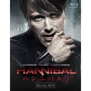 【送料無料】HANNIBAL/ハンニバル3 Blu-ray BOX 【Blu-ray】