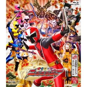【送料無料】手裏剣戦隊ニンニンジャー Blu-ray COLLECTION 3 【Blu-ray】