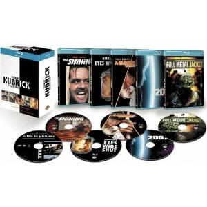 【送料無料】スタンリー・キューブリック コレクション (初回限定) 【Blu-ray】