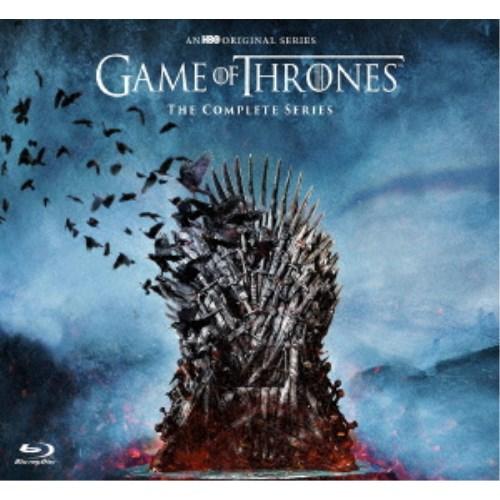 ゲーム・オブ・スローンズ <第一章~最終章> ブルーレイ コンプリート・シリーズ (初回限定) 【Blu-ray】